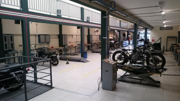 Self-Garage